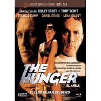 The Hunger: El lado salvaje - Blu-Ray + DVD