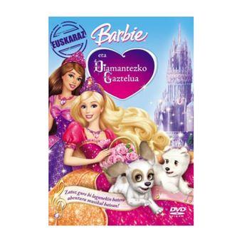 Barbie eta diamantezko gaztelua - DVD