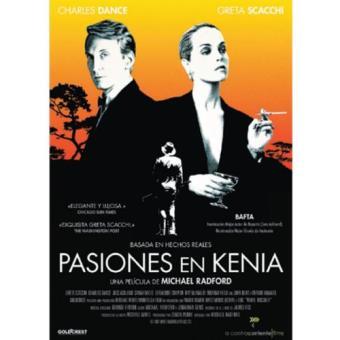 Pasiones en Kenia - DVD