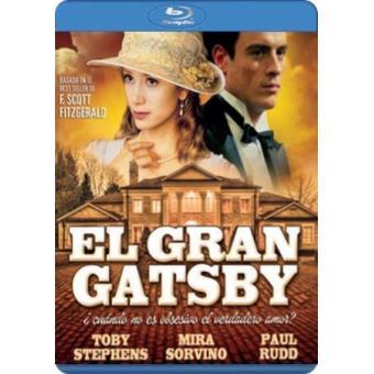 El gran Gatsby - Blu-Ray