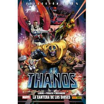 Thanos 2 La cantera de los dioses