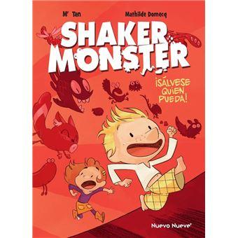 Shaker Monster - ¡Sálvese quien pueda!