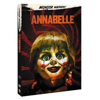 Annabelle - Ed Mayhem - DVD