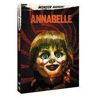 Annabelle  Ed Mayhem - DVD
