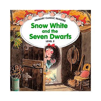 Primary Classic Readers Level 2 - Snow White And The Seven Dwarfs + CD