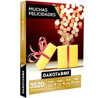 Caja Regalo Dakotabox - Muchas felicidades