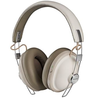 Auriculares Noise Cancelling Panasonic RP-HTX90NE Blanco
