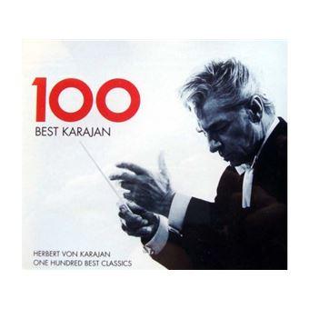 100 Best Karajan - 6 CDs