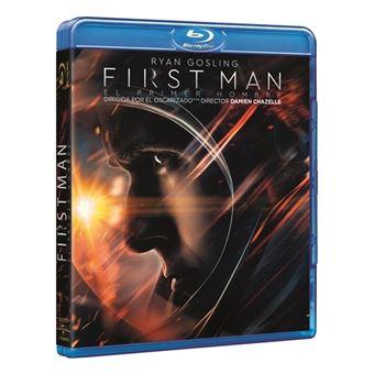 First Man: El primer hombre - Blu-Ray
