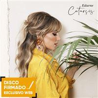 Catarsis - Disco firmado