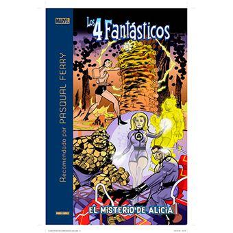 Los 4 fantásticos - El misterio de Alicia