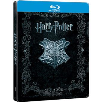 Harry Potter: Colección completa - Steelbook Blu-Ray