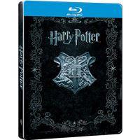 Harry Potter: Colección completa - Steelbook Blu-Ray
