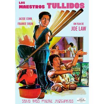 Los maestros tullidos - DVD