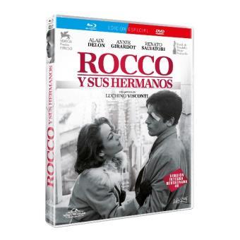 Rocco y sus hermanos - Blu-Ray + DVD