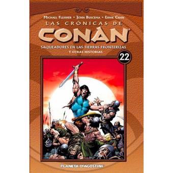 Las crónicas de Conan 25
