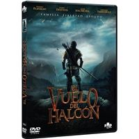 El vuelo del halcón - DVD