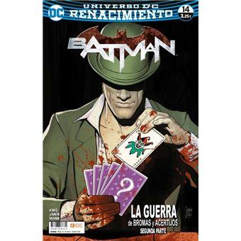 Batman nº 69/14 Renacimiento. Grapa