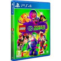LEGO DC Supervillanos PS4
