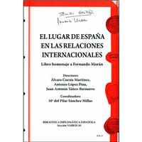 El lugar de España en las relaciones internacionales