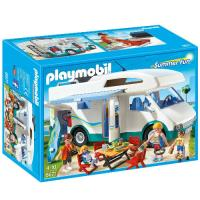 Playmobil Summer Fun Caravana de verano
