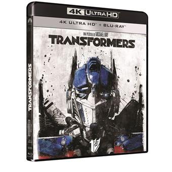 Transformers 1 - UHD + Blu-Ray