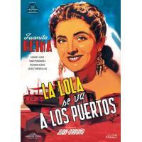 La Lola se va a los puertos - DVD