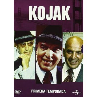 Kojak  Temporada 1 - DVD