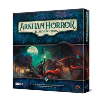 Arkham Horror. El juego de cartas