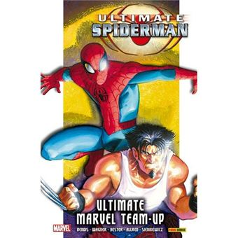 Ultimate Spiderman 3 - Ultimate Marvel Team Up