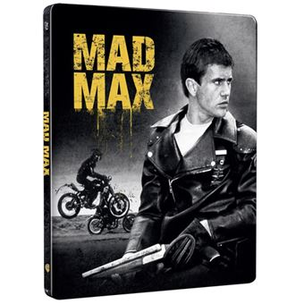 Mad Max - Steelbook Blu-Ray