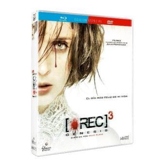 REC 3: Génesis - [•REC]³ - Blu-Ray + DVD