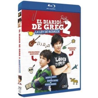 El diario de Greg 2 - Blu-Ray