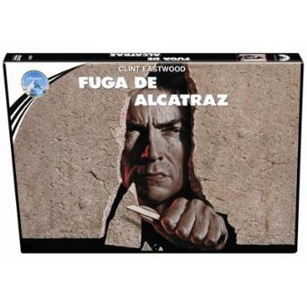 La fuga de Alcatraz - DVD Ed Horizontal