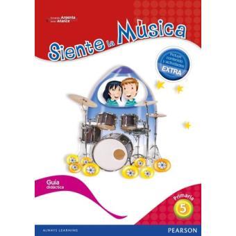 Siente la música 5 libro del alumno (contenido extra)