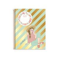 Cuaderno Espiral A5 120 Hojas Rayado Miquelrius Jordi Labanda Selfie