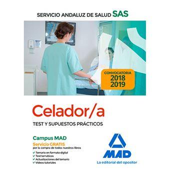 Celador/a del Servicio Andaluz de Salud - Test y supuestos prácticos