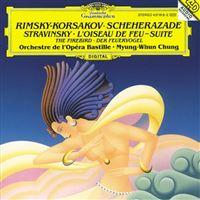 Rimsky-Korsakov Sheherazade Suite / Stravinsky The Firebird