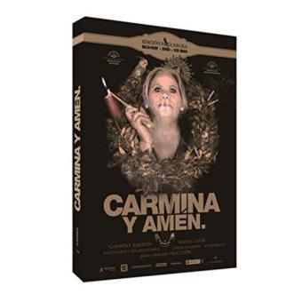 Carmina y amén -  Ed Pata Negra - Blu-Ray + DVD + B.S.O.