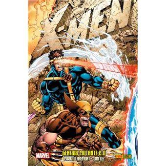 100% Marvel HC. La Patrulla-X: Génesis mutante 2.0