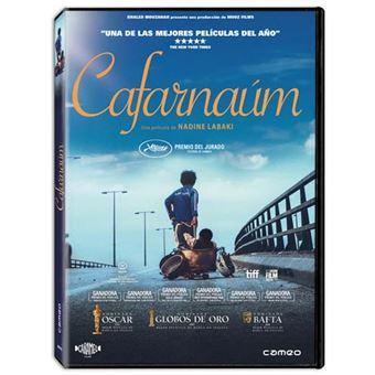 Cafarnaúm - DVD