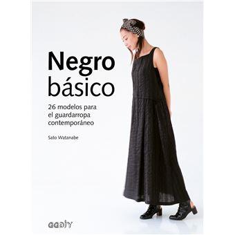 Negro básico. 26 modelos para el guardarropa contemporáneo