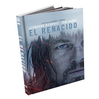 El renacido - DVD - Digibook