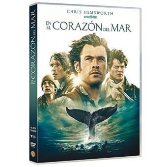 En el corazón del mar - DVD