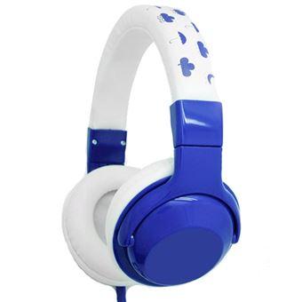 Auriculares infantiles Dcybel KidSound Azul