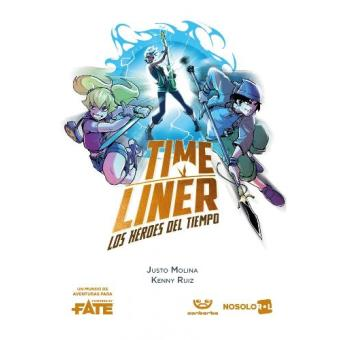Time Liner, los héroes del tiempo. Juego