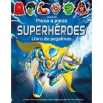 Superheroes pieza a pieza