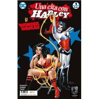 Una cita con Harley 1. Wonder Woman