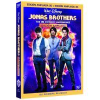 Jonas Brothers: The 2D + 3D Concert Experience (Edición ampliada) - DVD
