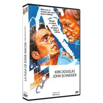 La Fuga de Eddie Macon - DVD